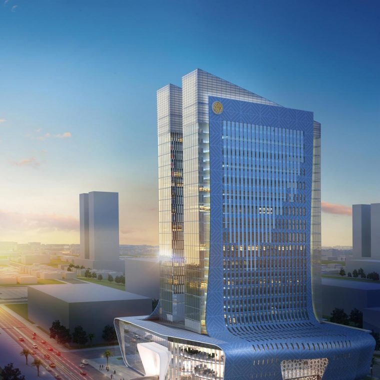 P 377 Burj Al Fardan Lusail Project